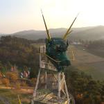 龍神タワー(南部町)